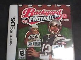 Backyard Football 2009 - Nintendo DS [Nintendo DS] - $18.95