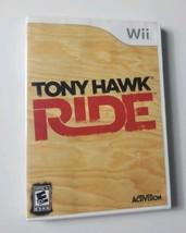 Tony Hawk Ride Wii Game (2009 Activision) - $7.69