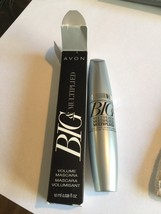 AVON BIG & MULTIPLIED VOLUME MASCARA BLACKEST BLACK NIB!! - $3.13