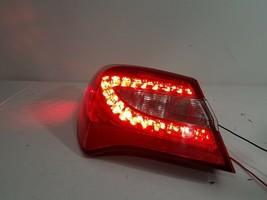 11-14 CHRYSLER 200 SEDAN DRIVER LEFT LED TAILIGHT ASSEMBLY OEM - $80.99