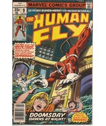 Marvel The Human Fly #9 Doomsday Dawns At Night Copperhead White Tiger - $2.95