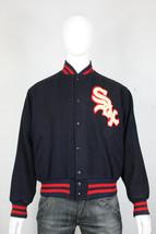 vintage Chicago White Sox jacket 44 50's game/player worn wool varsity mlb  - $1,000.00