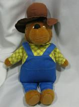 "1982 Fisher-Price Toys Berenstain Bears Papa Plush 13"" 778 - $12.86"