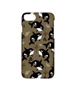 Marine Whale Printed Lightweight Rigid Hardshell Plastic Case for Apple ... - $19.99