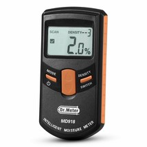Pinless Wood Moisture Meter Dr.meter Upgraded Inductive Pinless Tools In... - €69,06 EUR