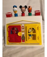 Disney Babies 1985 Activity Play Center. Baby Toddler Toy. Vtg. Interact... - $19.24