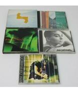 Ani DeFranco CD Music Album Lot Reckoning Reveling Dilate Out of Range D... - $24.26