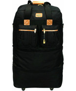 36 In XXL Expandable Upright Rolling Wheeled Duffle Bag Spinner Suitcase... - $39.50