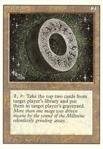 Magic: The Gathering 3rd Edition - Millstone - $0.39