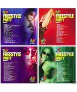 KTU Freestyle Party Vol.1-4 (4 CD SET) TKA, Stevie B. Noel, Judy Torres,... - $28.87