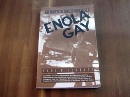 PAUL TIBBETTS DUTCH VAN KIRK TOM FEREBEE FLIGHT OF ENOLA GAY SIGNED AUTO... - $494.99