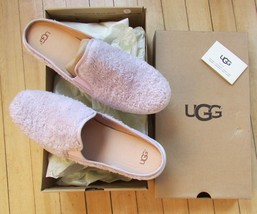 UGG Slippers Luci Slip On Sneakers Lavender fog Size 11 NEW - $69.30