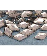 Allstarco 18x11mm Flat Back Diamond Acrylic Gems Pro Grade - 35 Pieces (... - $5.64