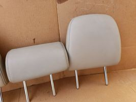 12-14 Prius-V Second Row Seat Rear Headrest Head Rest Set Softex Faux-leather image 3