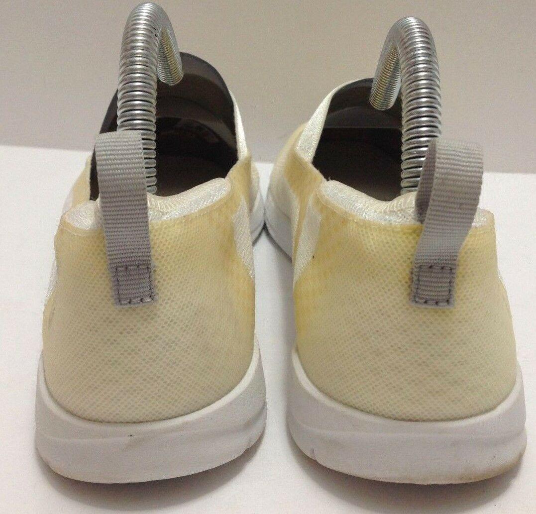Clarks Active Trigenic Slip on Light Flats Walking Comfort Shoes Womens Sz 8