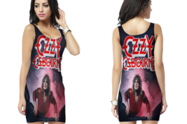 ozzy osbourne Bodycon Dress For Women - $25.99+