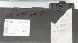 08-10 BMW 328i 528i DME ECU EWS Key Immobilizer Ignition Set - Auto Trans image 5