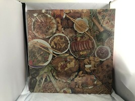 Oriental Chow 500 Piece Jumbo Picture Jigsaw Puzzle By Eaton 1981 Vtg.RA... - $34.00