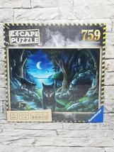 Ravensburger Escape Puzzle *The Curse of the Wolves * 759 Pieces *New/Se... - $25.71