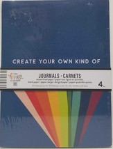 The Happy Planner 4 Pack Journal Set Create Your Own Kind of Journals  - $14.95
