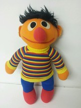"10"" Hasbro Sesame Street Ernie Stuffed Plush Animal - $19.25"