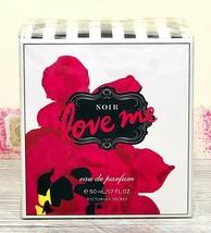 Victoria's Secret Noir Love Me Eau De Parfum 1.7 Fl Oz SEALED NEW Discon... - $34.99