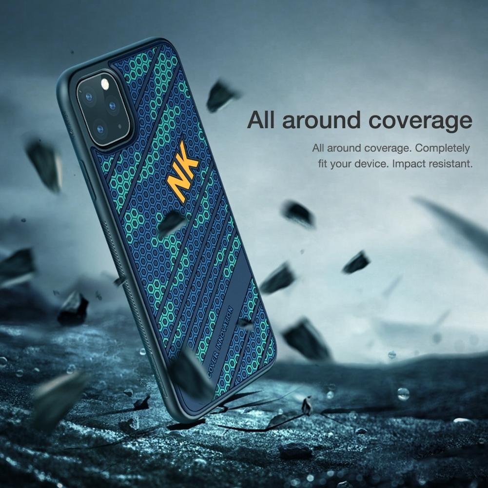 iPhone 11 Pro Max NILLKIN 3D Texture Striker Case image 4