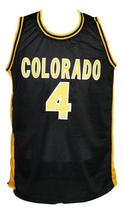Chauncey billups  4 custom college colorado basketball jersey black   1 thumb200
