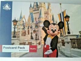 Disney World Postcards Set of 10, NEW - $16.95