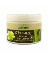 Taliah Waajid Green Apple & Aloe with Coconut Nutrition Curl Definer 12oz - $15.79