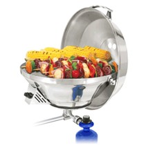 Magma Marine Kettle 3 Gas Grill - Party Size - 17 - £284.88 GBP