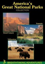 America's Great National Parks Collection - DVD