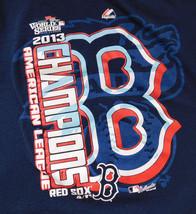 Youth T Shirt MLB Baseball Boston Red Sox 2013 World Series Champions Si... - $7.99