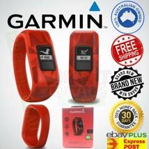 Garmin Vivofit JR Kids Fitness Activity Tracker Broken Lava *English Only* NEW - $71.42