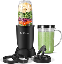 La Reveuse Personal Size Blender 250 Watts Power For Shakes Smoothies Se... - $43.11