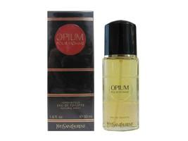 OPIUM POUR HOMME 1.6 Oz Eau de Toilette Spray By Yves Saint Laurent NIB ... - $49.95