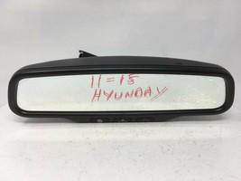 2013 Hyundai Sonata Interior Rear View Mirror Oem 16450 - $89.94