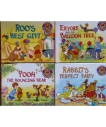 Disney Pooh and Friends Lot of 4 HB Books - $16.99