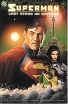Superman Last Stand On Krypton Trade Comic Book Dc Comics 2003 Near Mint Unread - $7.84