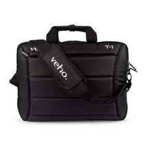 """Veho T-1 Laptop Bag for 15.6"""" Notebooks and 10.1"""" Tablets, with Shoulder... - $49.95"""