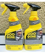 2 Goo Gone Oven and Grill Cleaner 14 Oz Removes Tough Baked On Grease Fo... - $42.95
