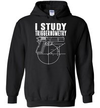 I Study Triggernometry Blend Hoodie - $32.99+