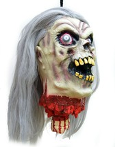 Scary Halloween Props Life Size Girl Zombie Corpse Non animated Severed ... - $23.99