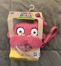 NEW Ugly Dolls Moxy To Go Clip On Hanger Plush - $6.99
