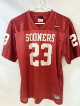 Nike Oklahoma Sooners #23 Youth Large (16-18) Jersey Red  - $34.64