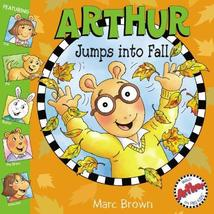Arthur Jumps into Fall [Paperback] [Oct 04, 2006] Brown, Marc