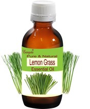 Lemon Grass Oil- Pure Natural Essential Oil-100ml Cymbopogon citratus by... - $17.61