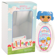 Lalaloopsy by Marmol & Son Eau De Toilette Spray (Mittens Fluff n Stuff) 3.4 oz  - $13.95