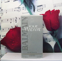 Jolie Madame By Balmain EDT Spray 3.3 FL. OZ. NWB - $249.99