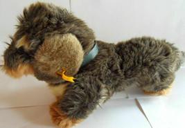Steiff dog dachsund Wiener Dackel with all Ids stuffed dog made in Germany 791 - $84.44